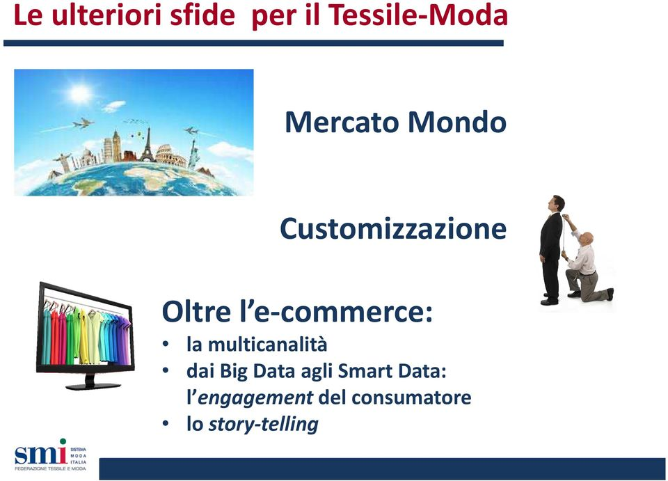 e-commerce: la multicanalità dai Big Data