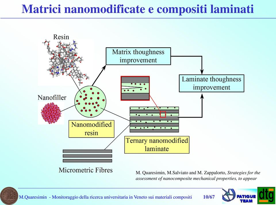 Zappalorto, Strategies for the assessment of nanocomposite