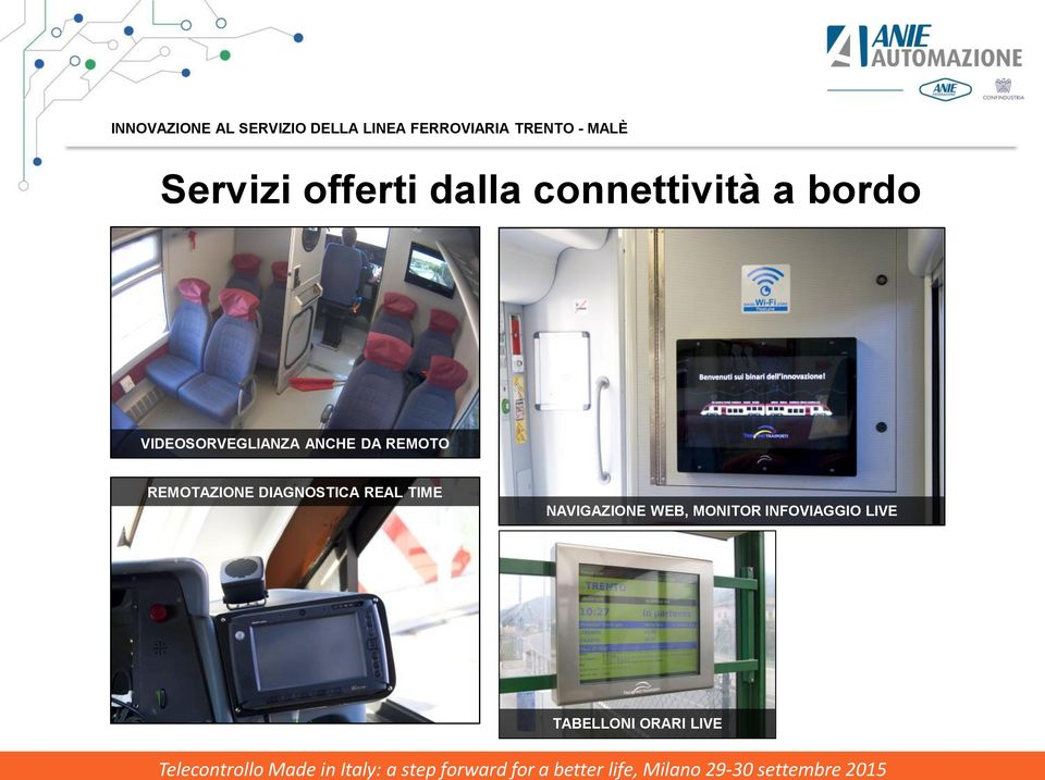 REMOTAZIONE DIAGNOSTICA REAL TIME