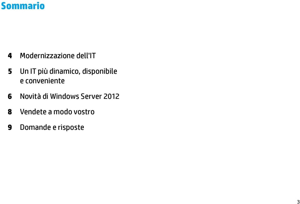 conveniente 6 Novità di Windows Server