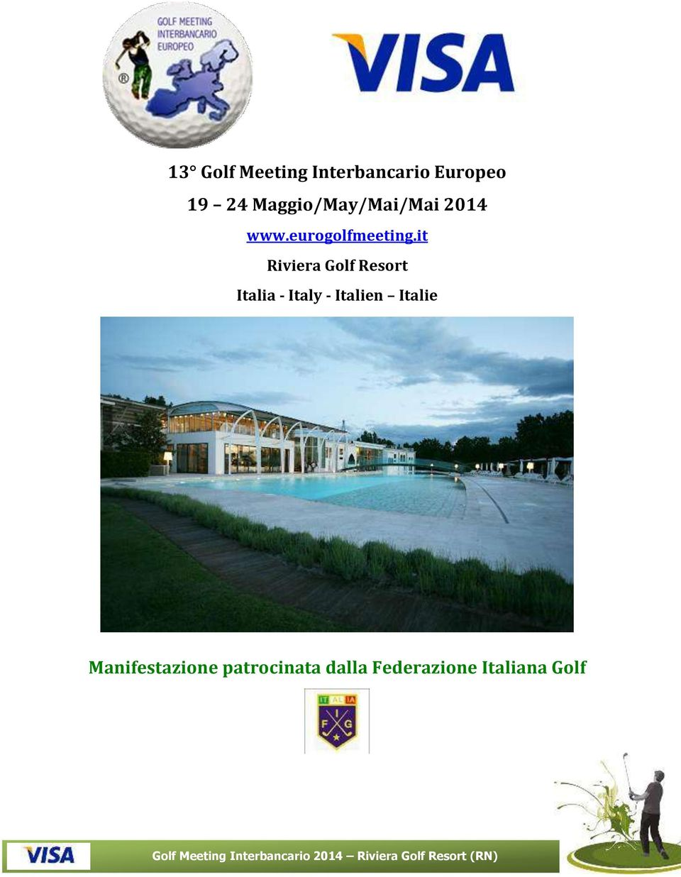 it Riviera Golf Resort Italia - Italy - Italien Italie