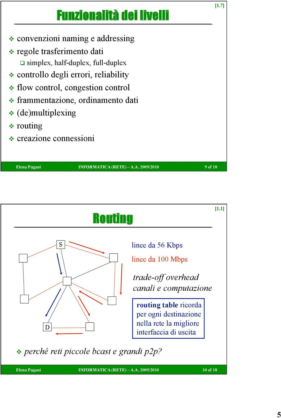 connessioni 9 of 18 Routing [1.