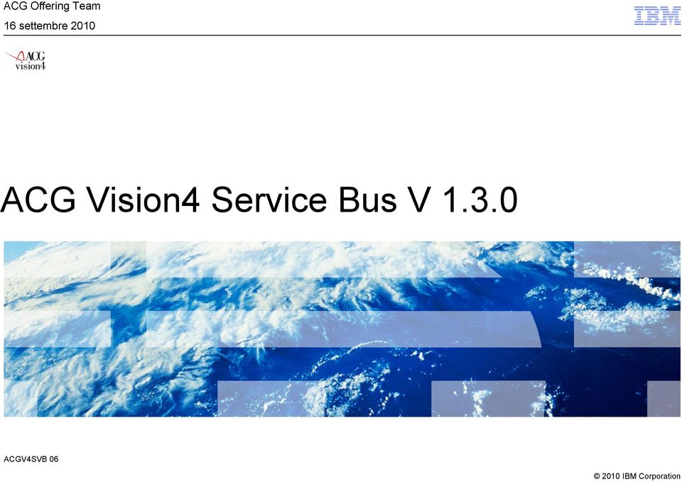 ACG Vision4 Service