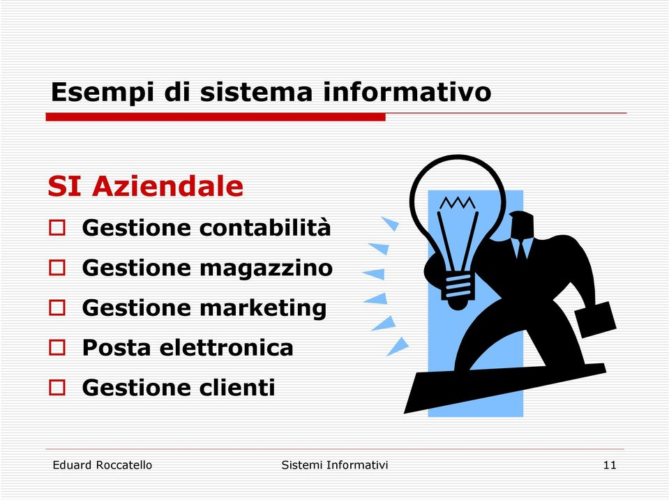 Gestione marketing Posta elettronica