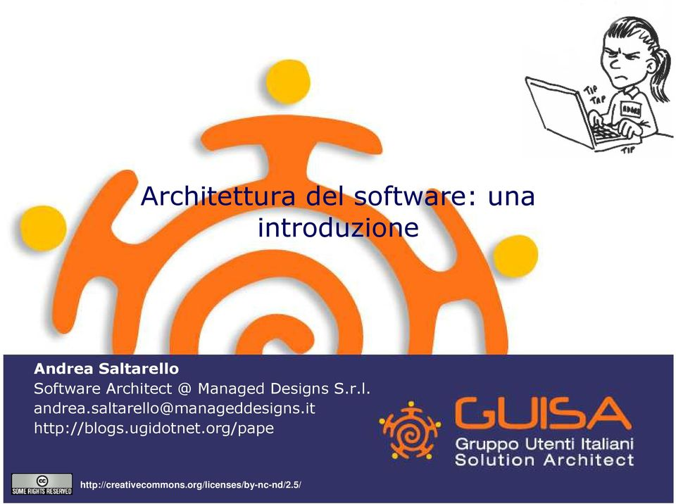 saltarello@manageddesigns.it http://blogs.ugidotnet.