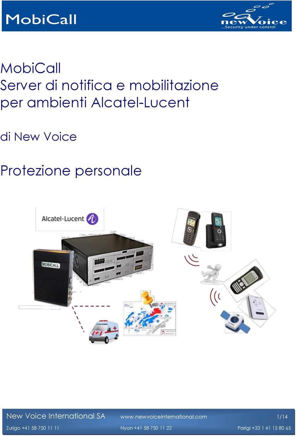ambienti Alcatel-Lucent di