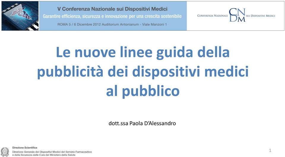 dispositivi medici al