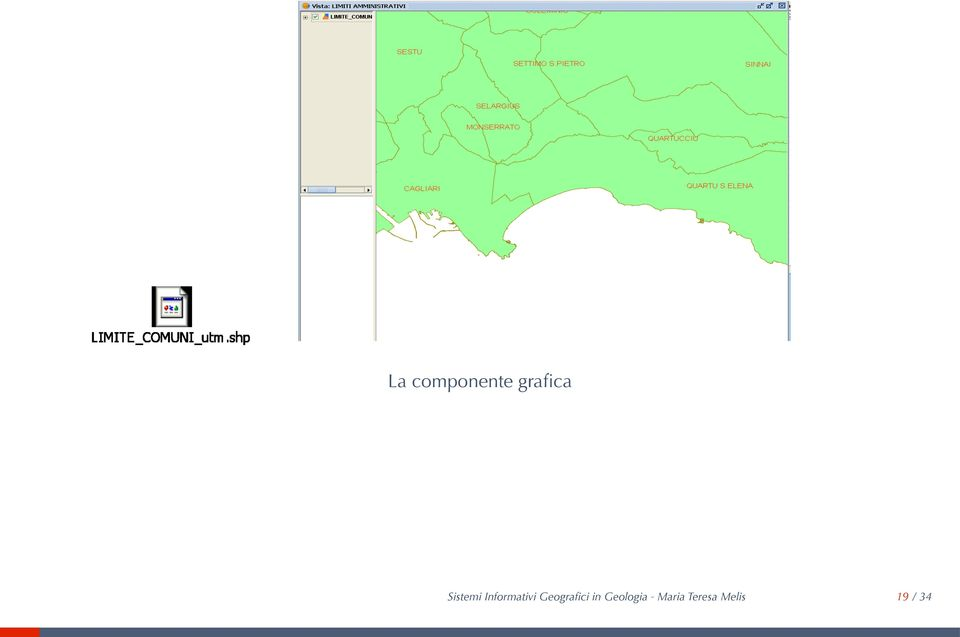 Geografici in Geologia