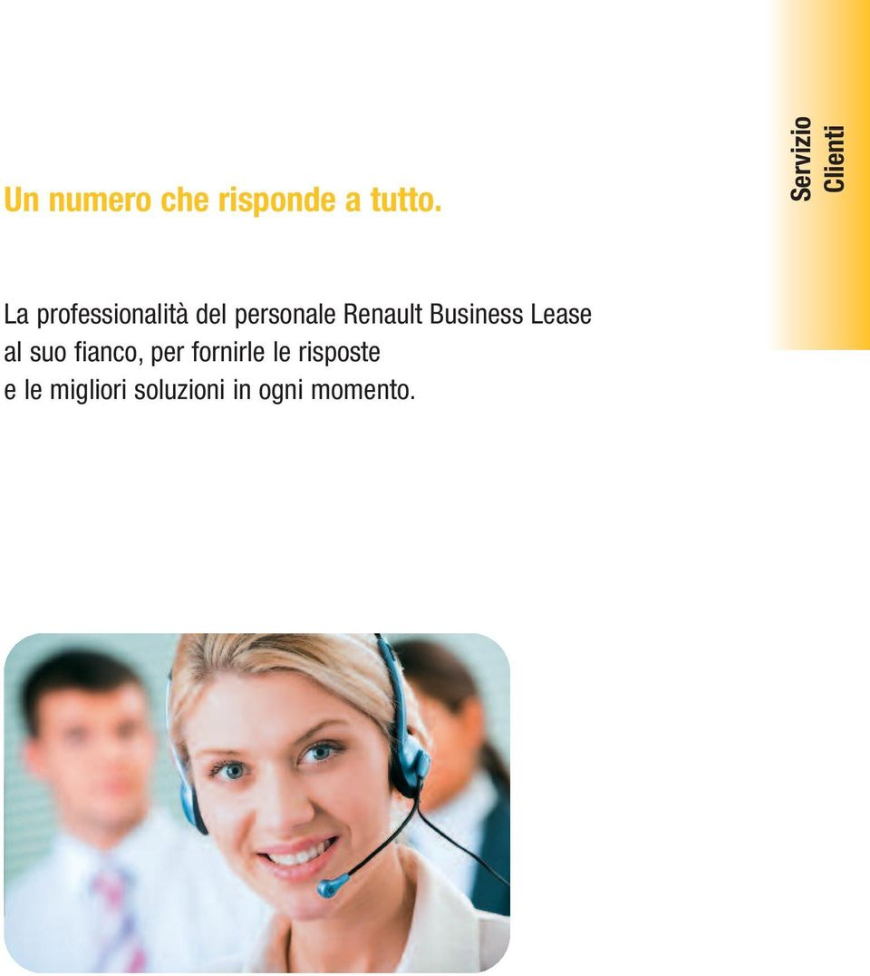 personale Renault Business Lease al suo