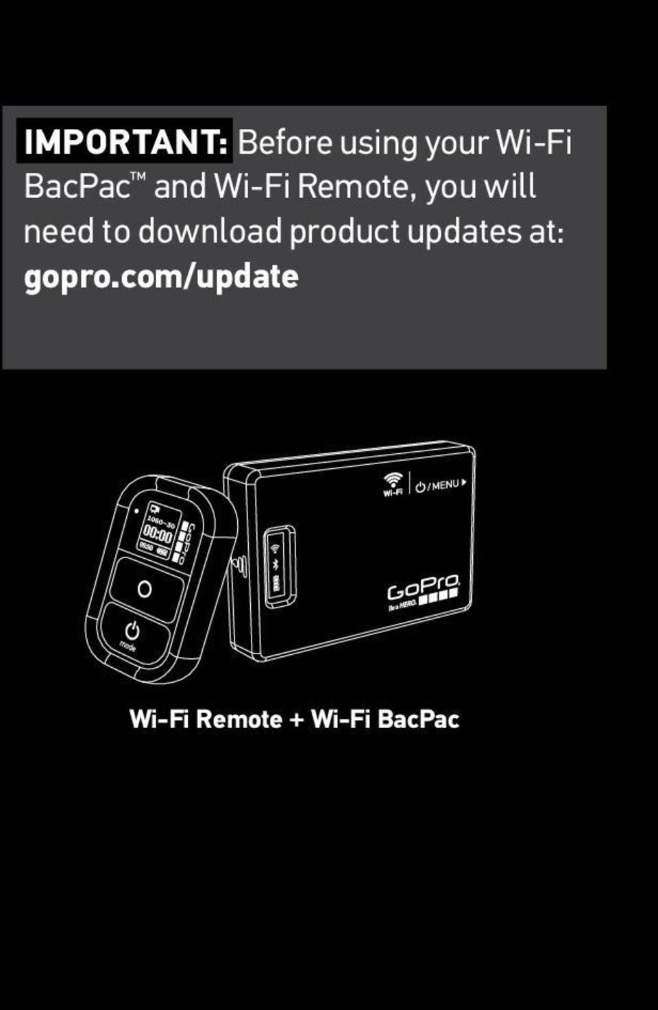 need to download product updates at: