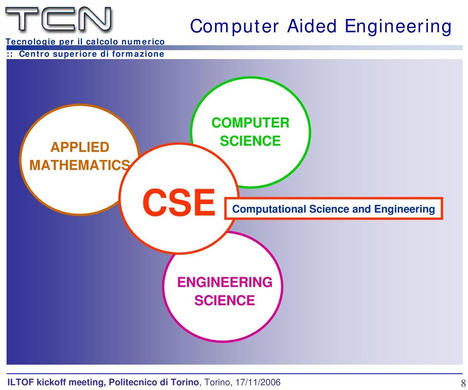 SCIENCE CSE Computational