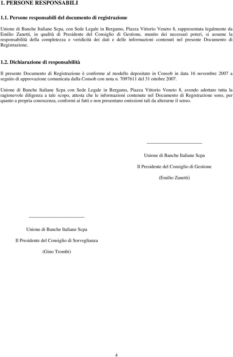 presente Documento di Registrazione. 1.2.