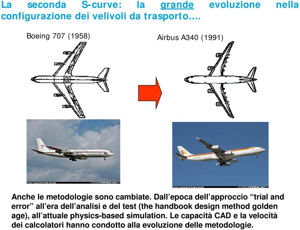 Dall epoca dell approccio trial and error all era dell analisi e del test (the handbook design method