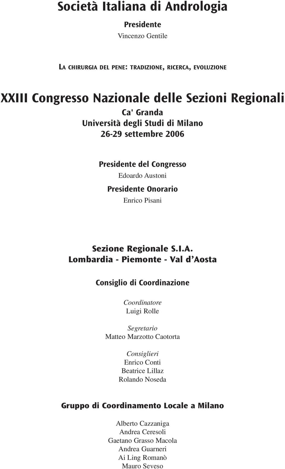 Regionale S.I.A.