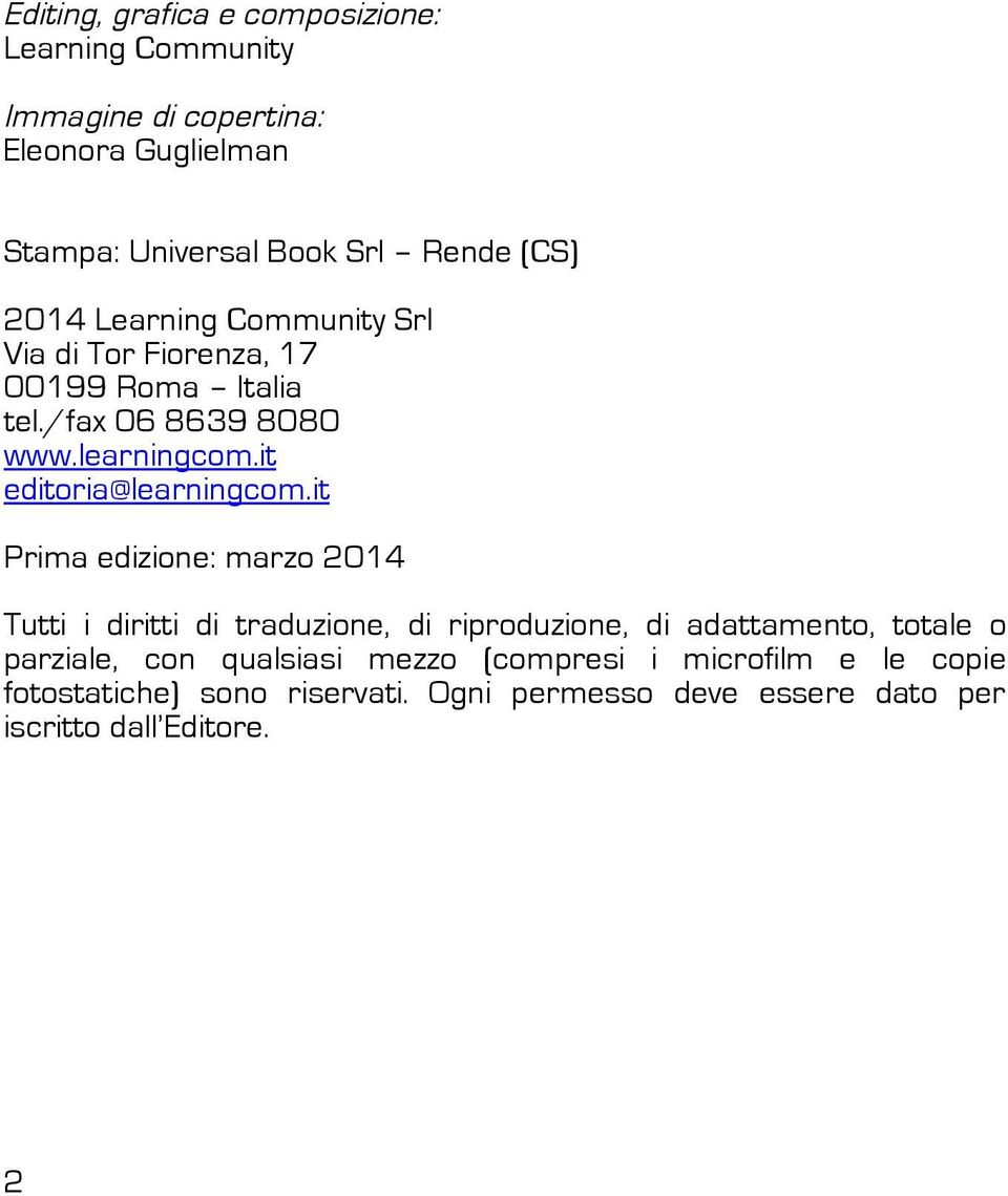 it editoria@learningcom.