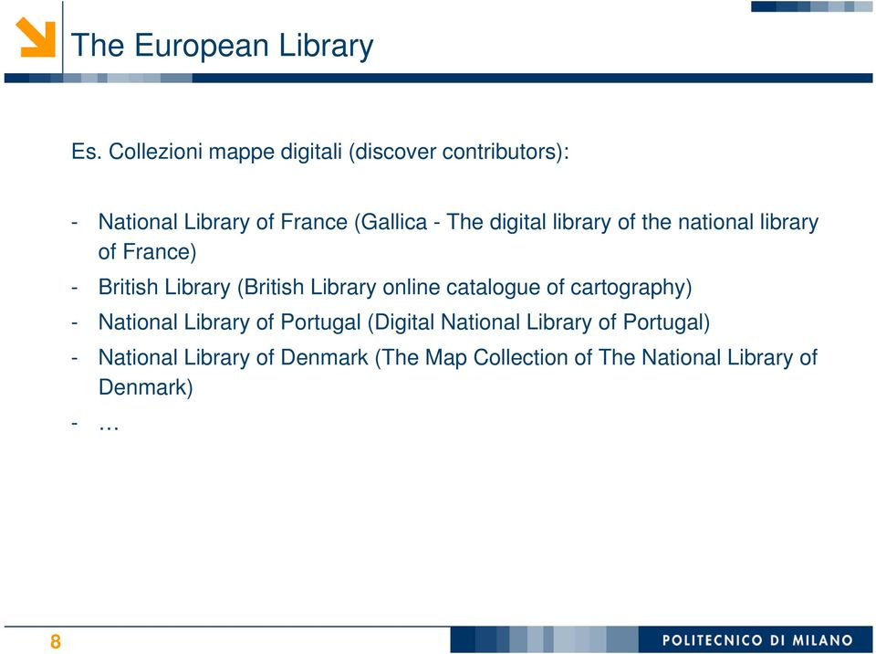 digital library of the national library of France) - British Library (British Library online