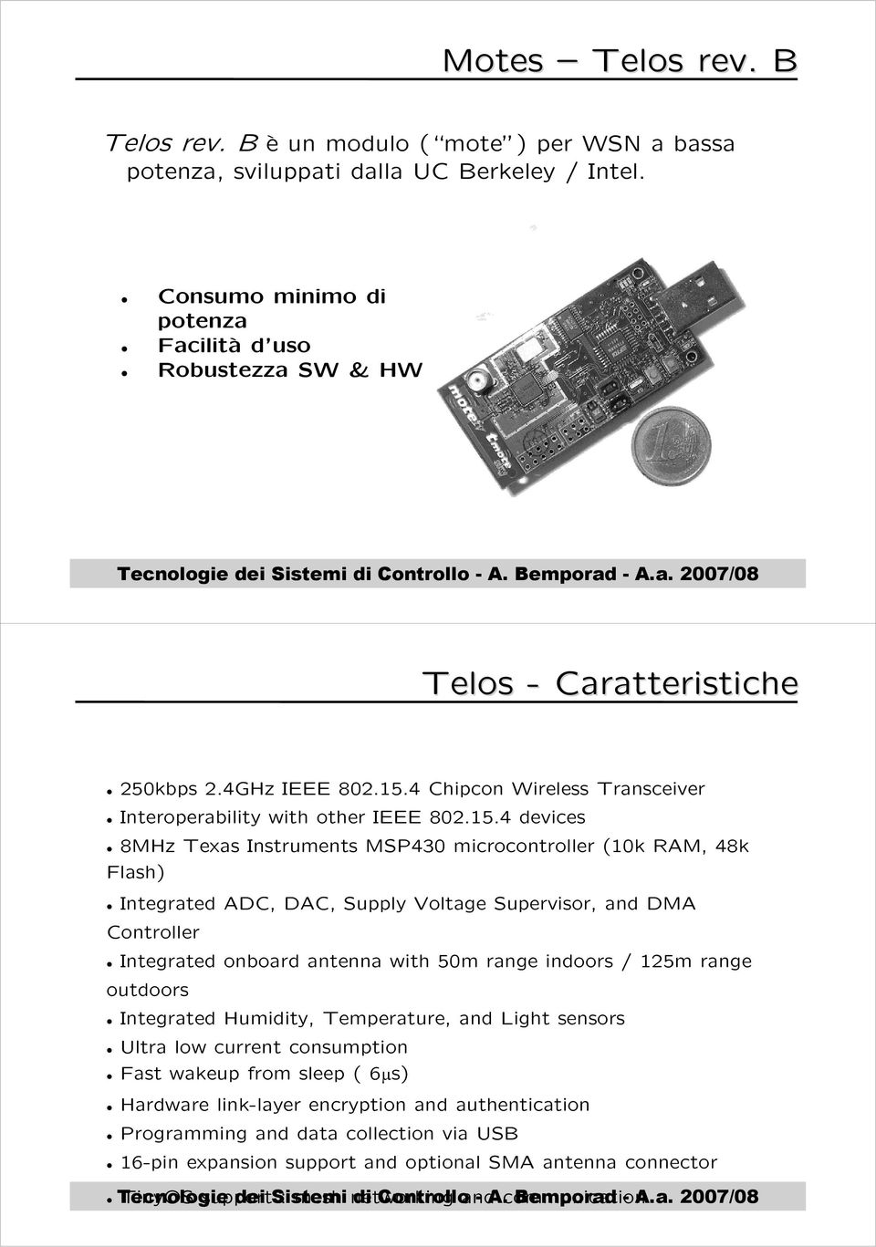 4 Chipcon Wireless Transceiver Interoperability with other IEEE 802.15.