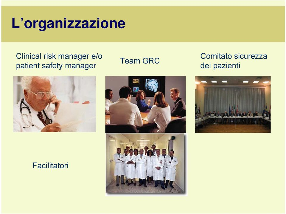 safety manager Team GRC