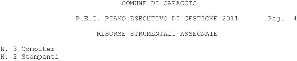 GESTIONE 2011 Pag.