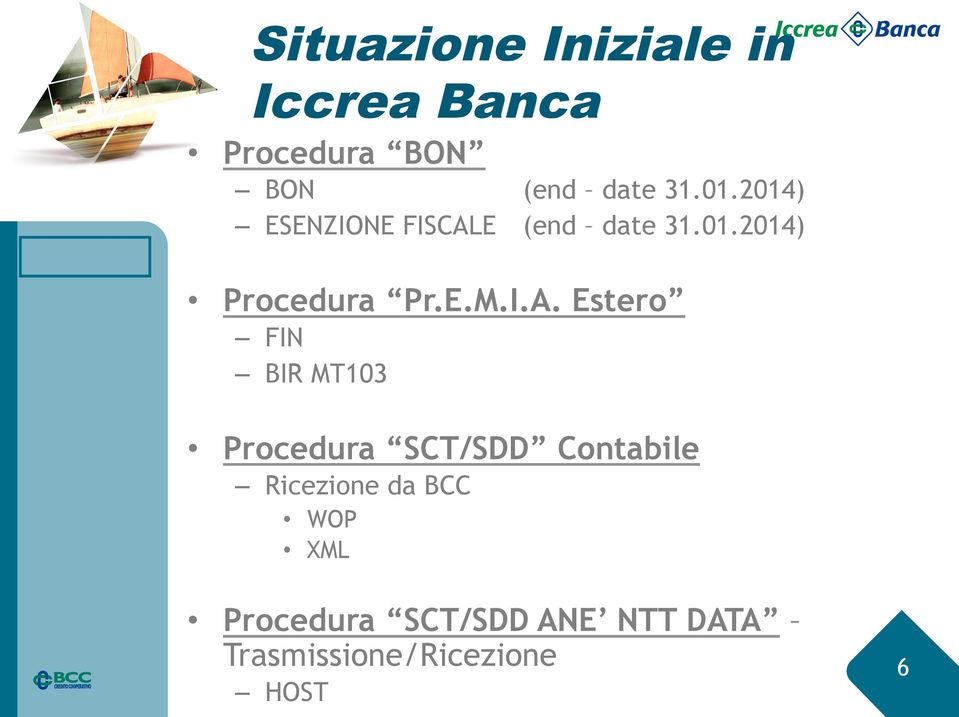 E (end date 31.01.2014) Procedura Pr.E.M.I.A.
