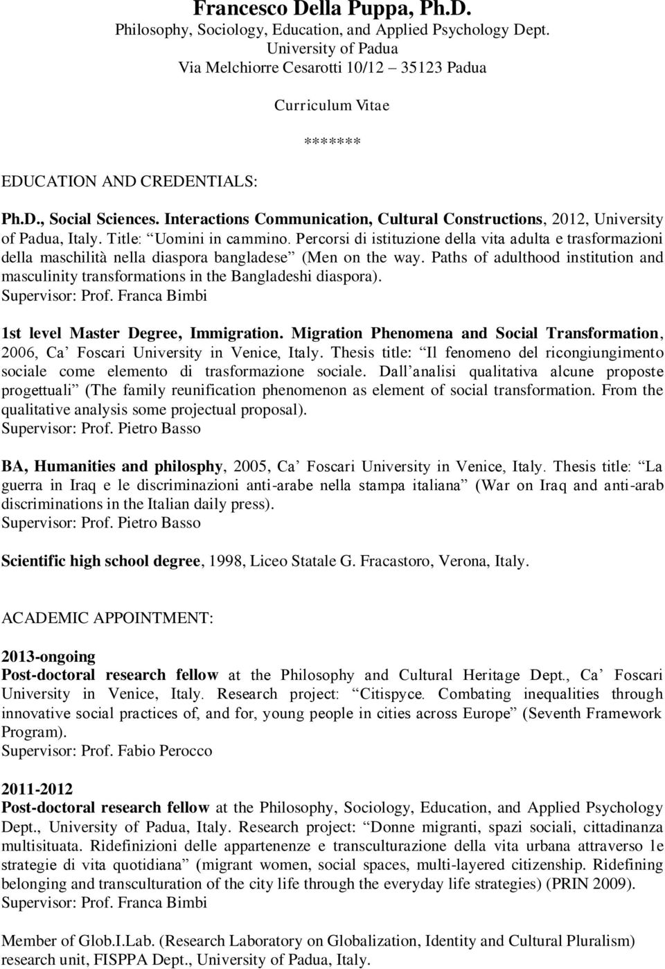 position title post doctoral fellow pdf