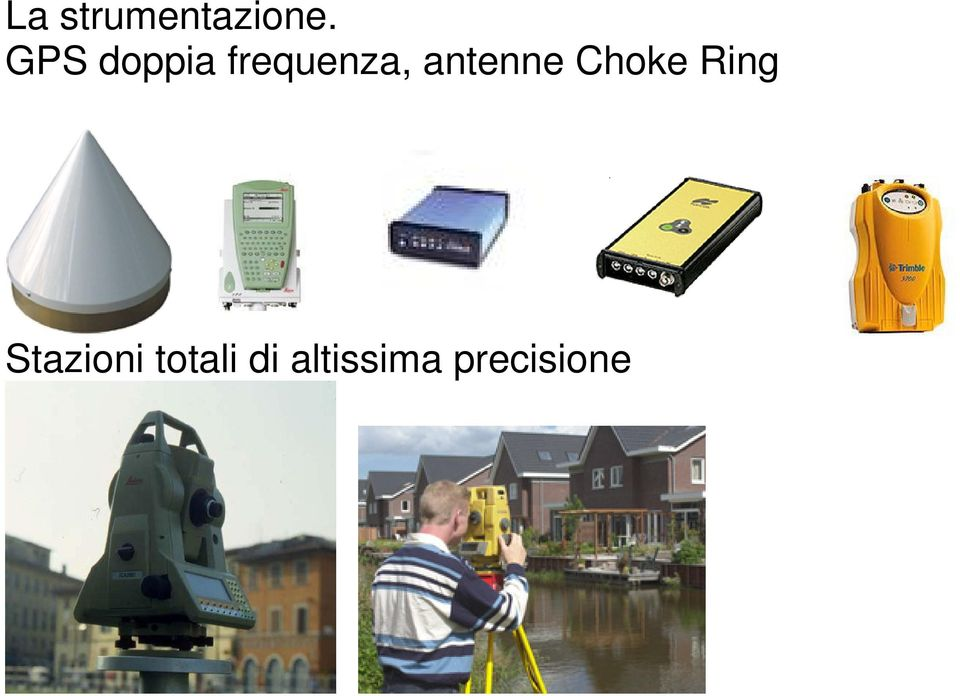 antenne Choke Ring