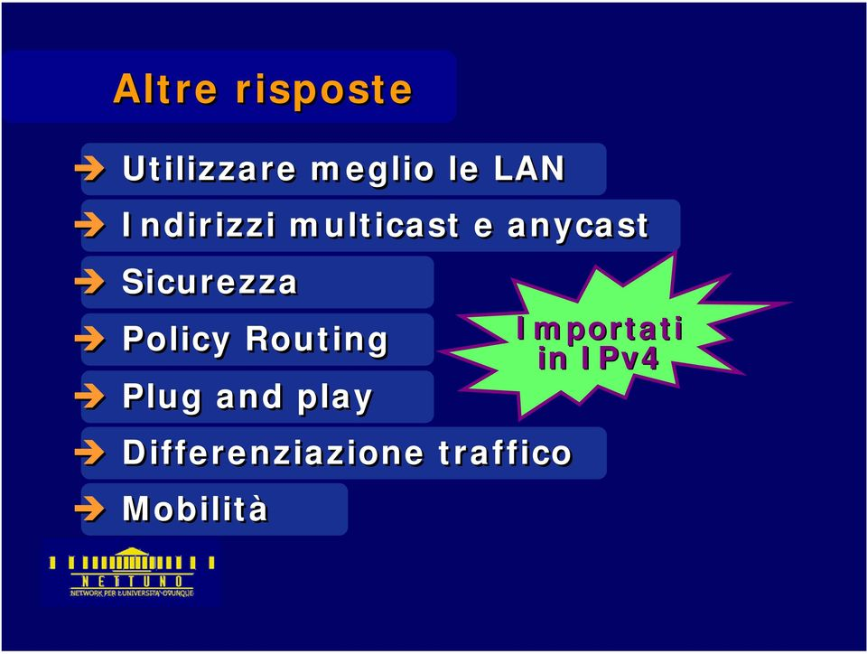 Policy Routing Plug and play