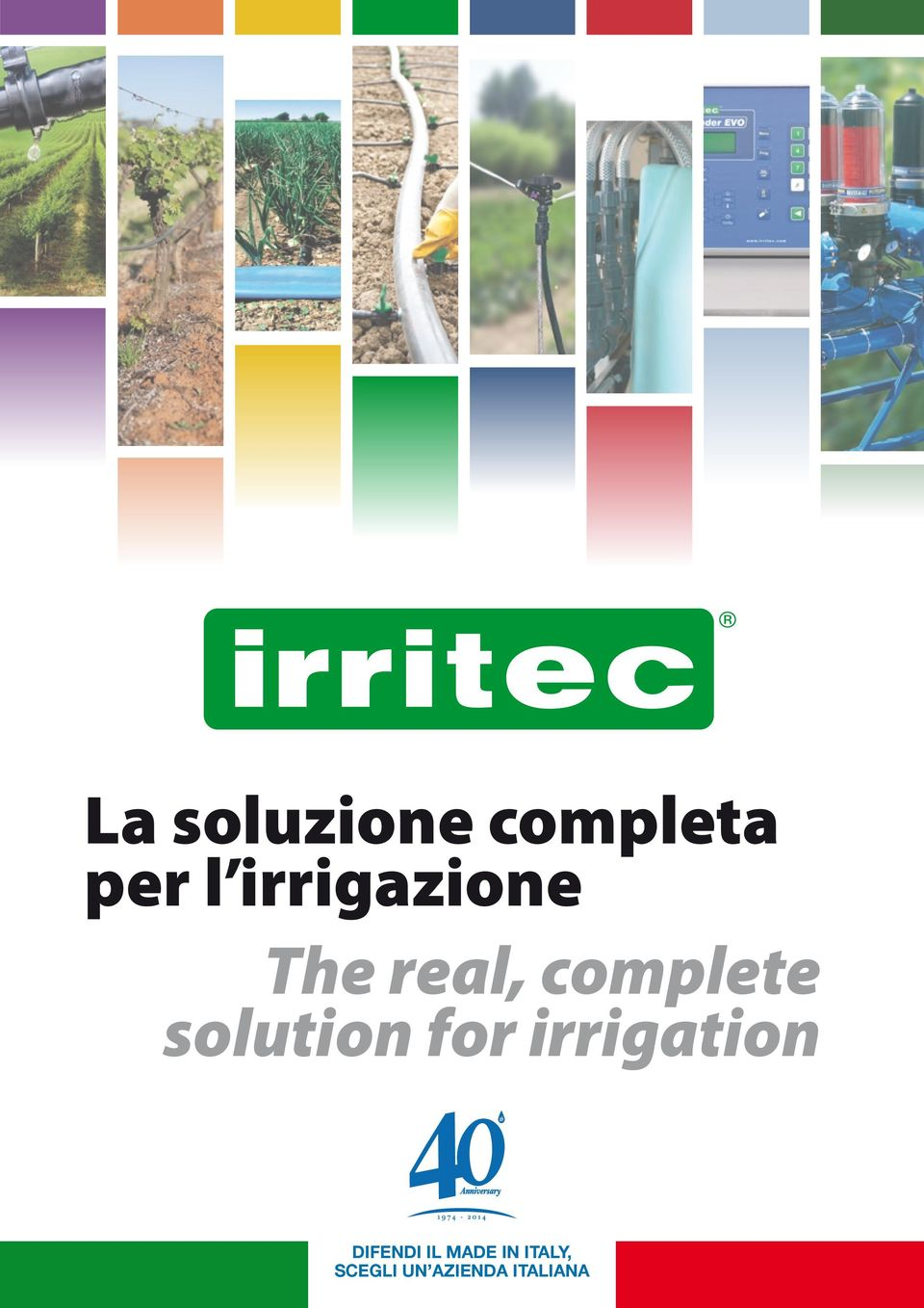 solution for irrigation difendi