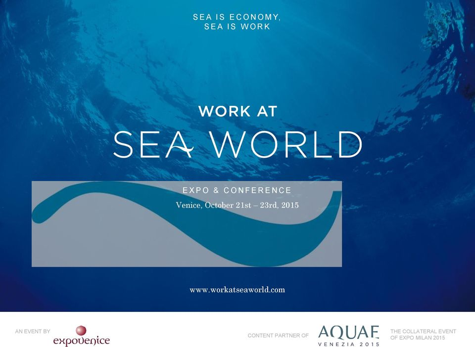 23rd, 2015 www.workatseaworld.