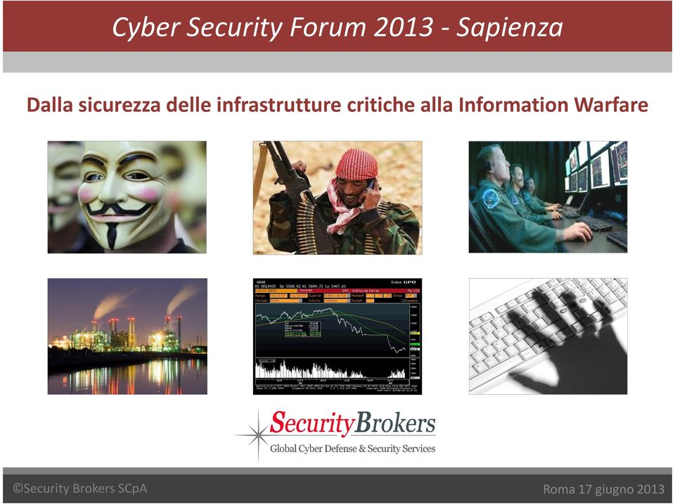 Information Warfare Raoul Security Chiesa