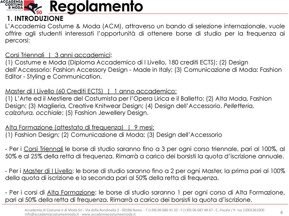 Comunicazione di Moda: Fashion Editor - Styling e Communication.