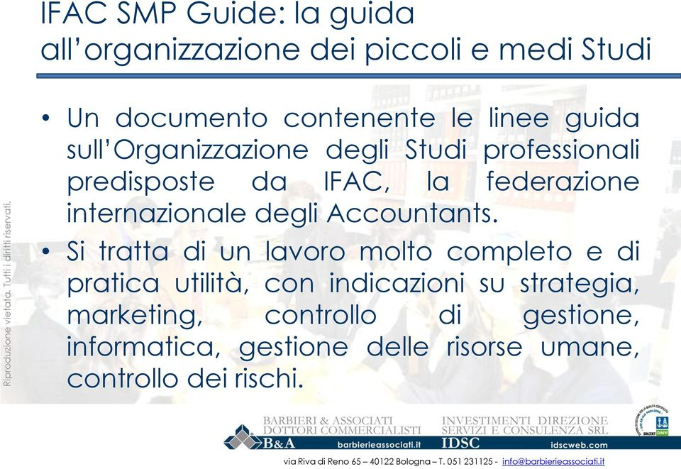 degli Accountants.