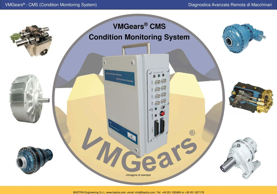 VMGears CMS Condition