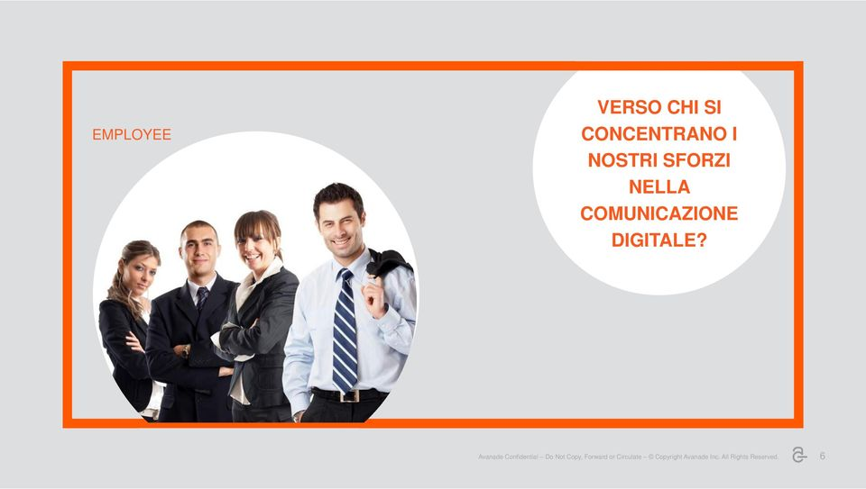 Avanade Confidential Do Not Copy, Forward or
