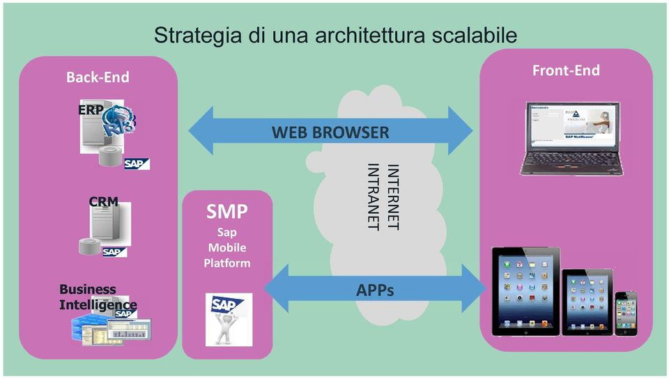 WEB BROWSER CRM Business Intelligence