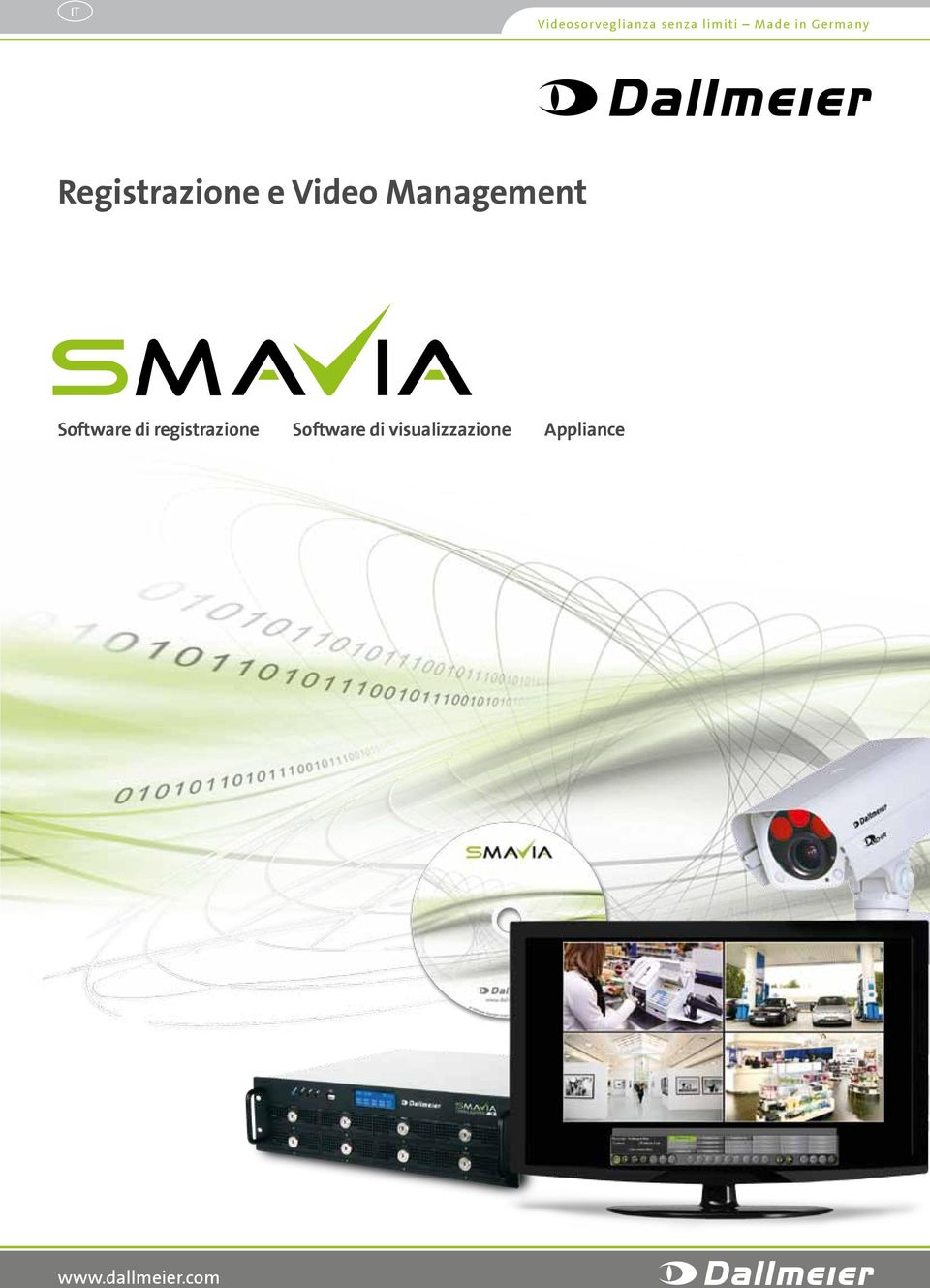 Video Management Software di