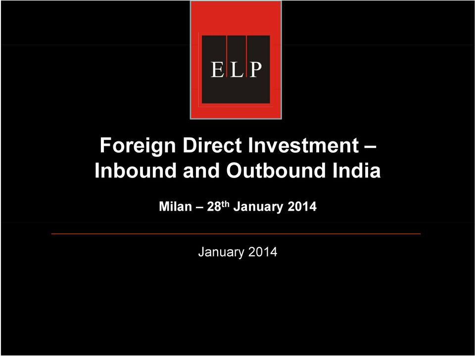 Outbound India Milan