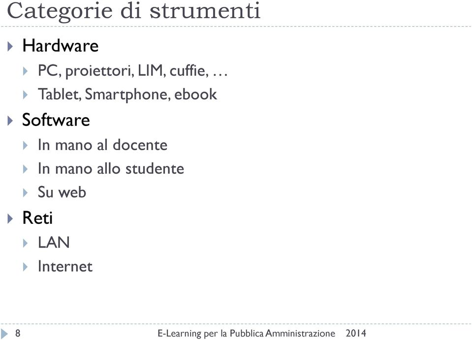 Smartphone, ebook Software In mano al
