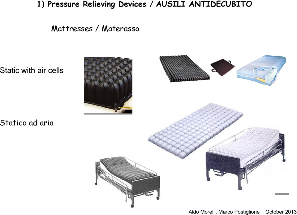 ANTIDECUBITO Mattresses /