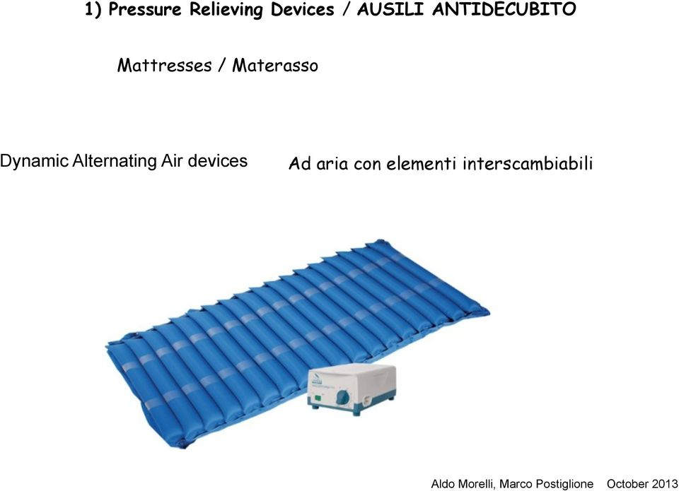 Materasso Dynamic Alternating Air
