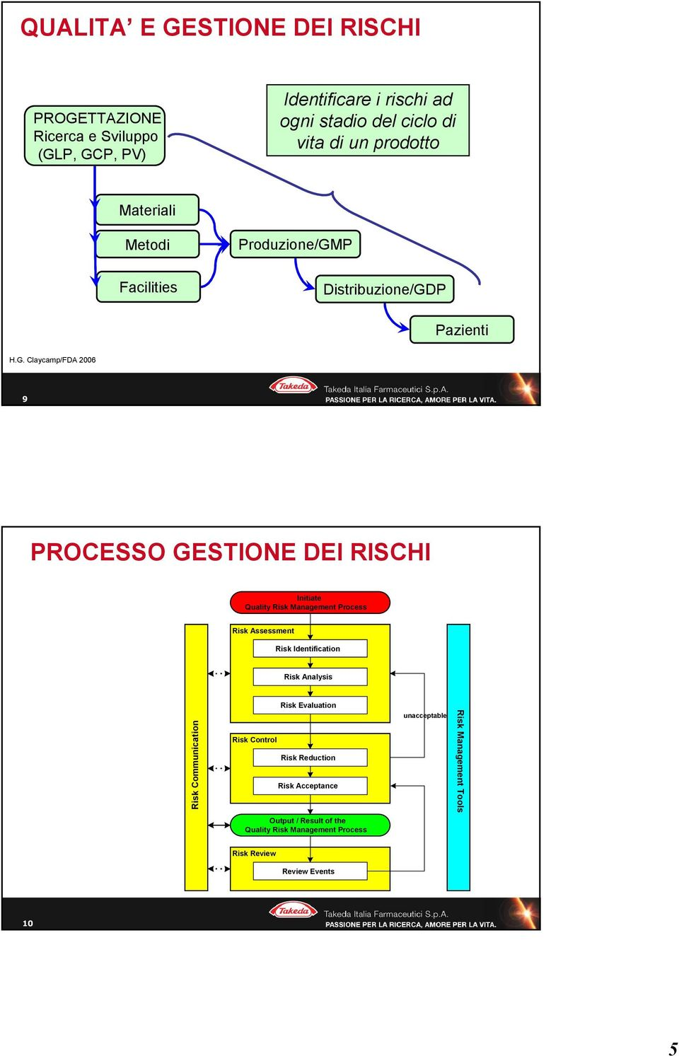 P Facilities Distribuzione/GD