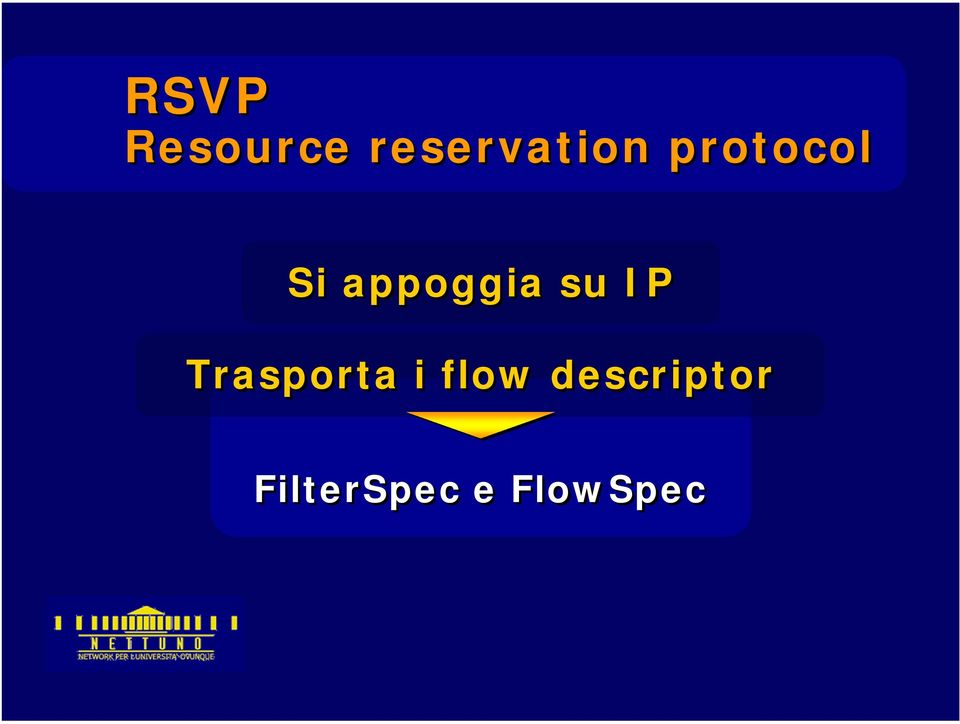 IP Trasporta i flow