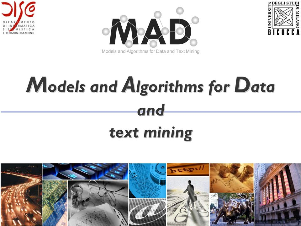 Text Mining Models and