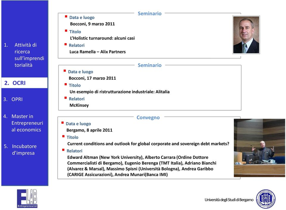 Titolo Current conditions and outlook for global corporate and sovereign debt markets?