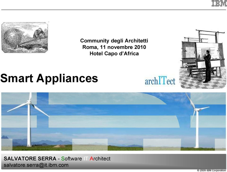 Appliances SALVATORE SERRA - Software IT
