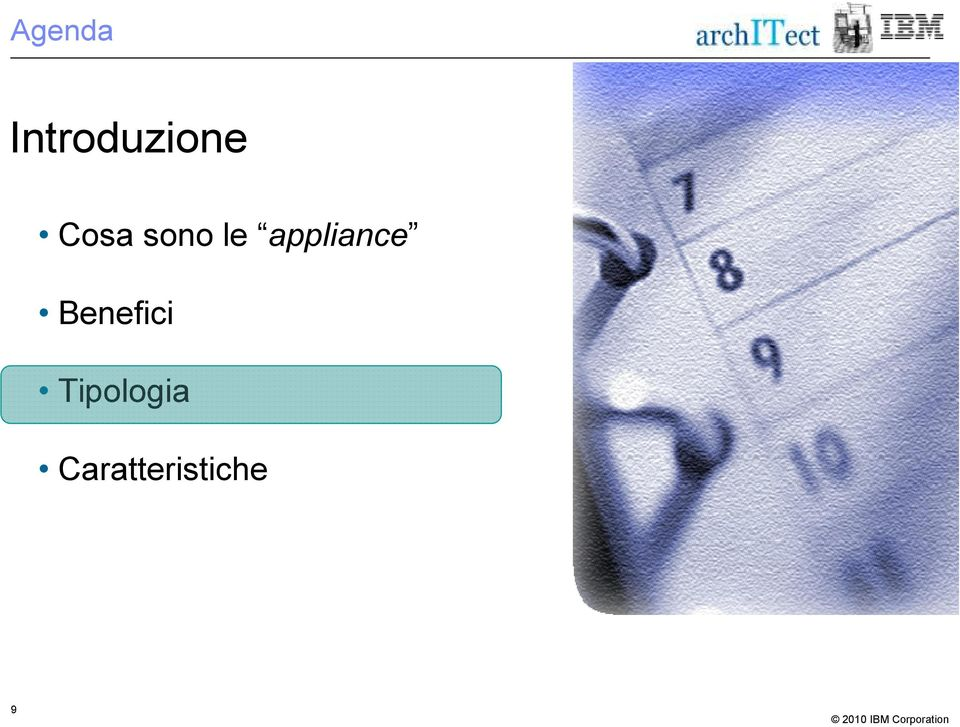 appliance Benefici