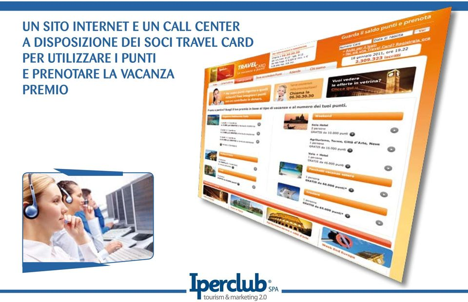 Travel Card per utilizzare i