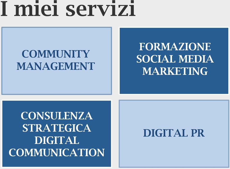 MEDIA MARKETING CONSULENZA