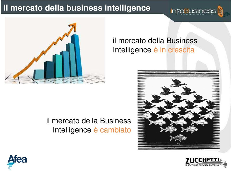 Business Intelligence è in crescita