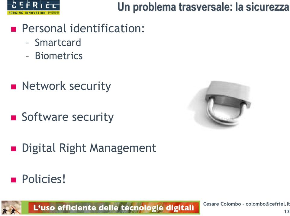 security Digital Right Management
